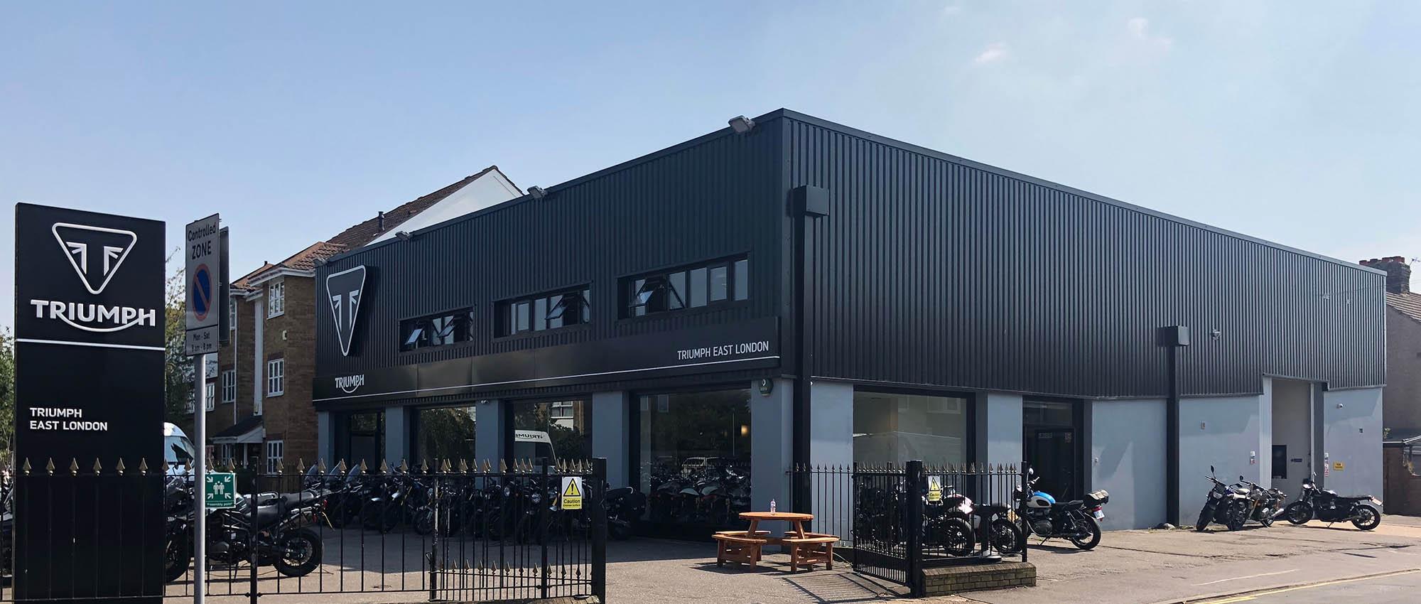 Industrial Commercial Roofing Kent Capel Cladding Ltd